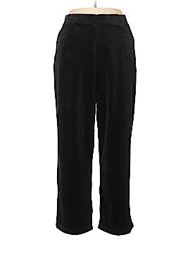 White Stag Velour Pants Size 20 (Plus)