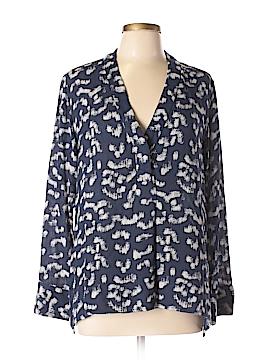 H&M L.O.G.G. Long Sleeve Blouse Size 12