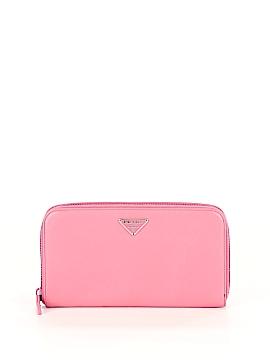 Prada Leather Wallet One Size