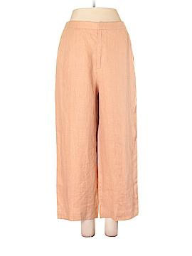 Linda Allard Ellen Tracy Linen Pants Size 6