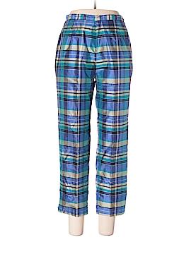 Anne Carson Silk Pants Size 8