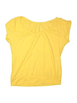 NY&Co Short Sleeve Top Size L