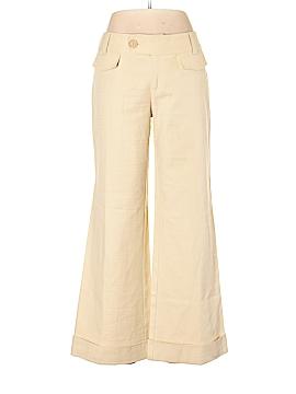 Nanette Lepore Linen Pants Size 12