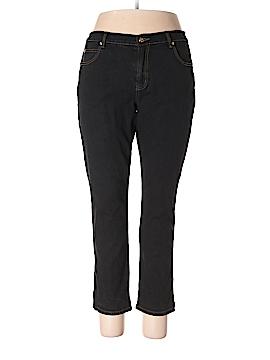 DG^2 by Diane Gilman Jeans Size 14 (Petite)