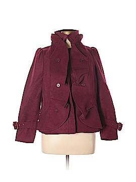 G.I.L.I. Wool Coat Size 18 (Plus)