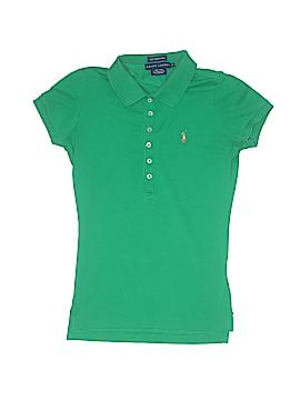 Ralph by Ralph Lauren Short Sleeve Button-Down Shirt Size X-Small  (Kids)
