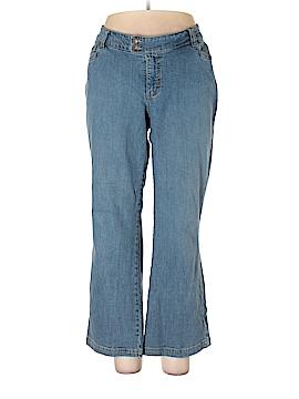 Lee Jeans Size 18W Petite (Plus)
