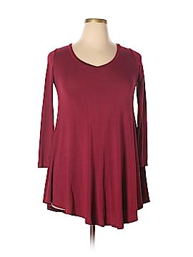 Popana 3/4 Sleeve Top Size S