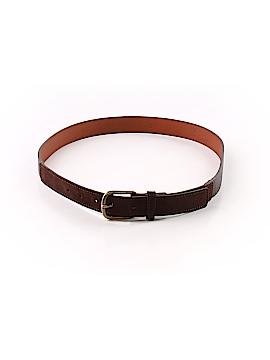 Eddie Bauer Leather Belt Size S