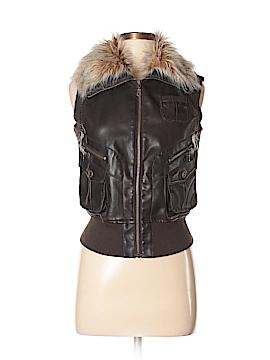 Fusion Faux Fur Vest Size M
