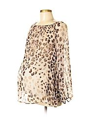 Rosie Pope Long Sleeve Silk Top