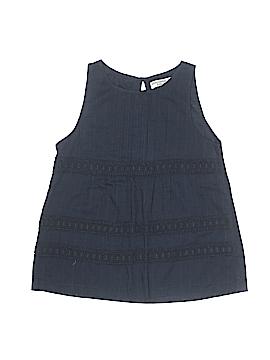Abercrombie Sleeveless Blouse Size 11 - 12