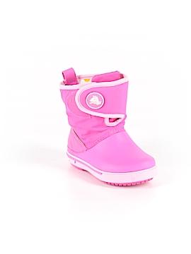 Crocs Boots Size 8