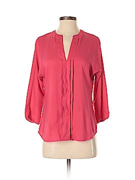 Ann Taylor Long Sleeve Blouse Size 4