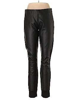 J. Crew Factory Store Faux Leather Pants Size 10