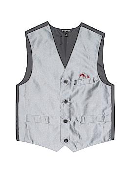 George Tuxedo Vest Size 8