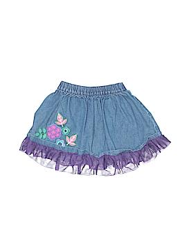 Hanna Andersson Denim Skirt Size 100 (CM)
