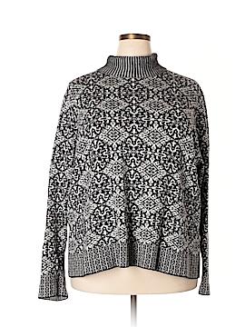 Talbots Turtleneck Sweater Size 3X (Plus)