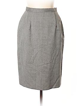 Oscar De La Renta Casual Skirt Size 10
