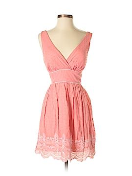 Three Pink Hearts Trixi Casual Dress Size 3