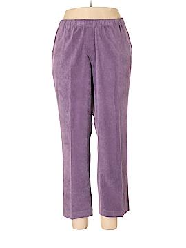 Allison Daley Casual Pants Size 18W (Plus)