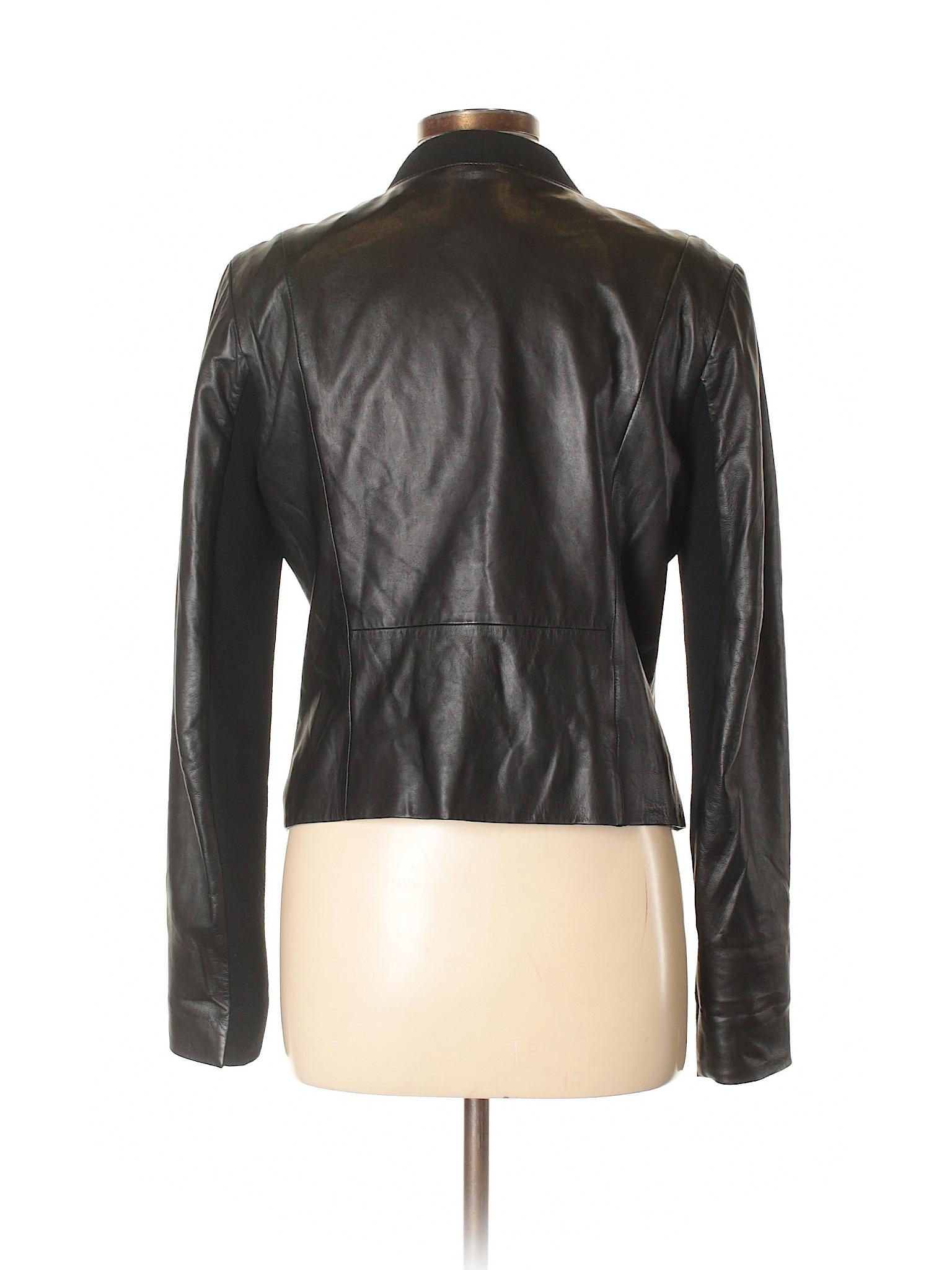 Jacket leisure Boutique Leather Trouve leisure Boutique 8xvnqPXFOO