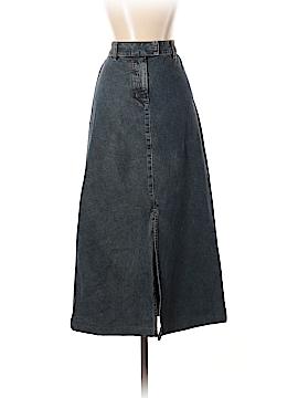 Moda International Denim Skirt Size 2