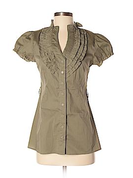 Max Rave Short Sleeve Blouse Size XS