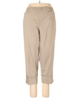 Intro Khakis Size 20W (Plus)
