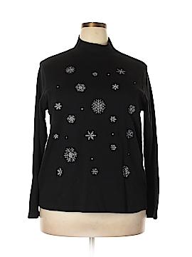 SW Studio Works Pullover Sweater Size 2X (Plus)