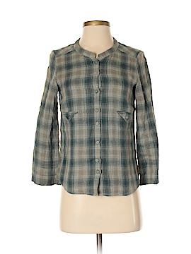 IRO Long Sleeve Button-Down Shirt Size XS (0)