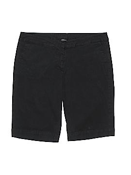 CAbi Khaki Shorts Size 10