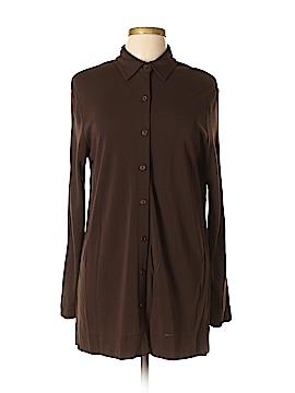 Nine & Company Long Sleeve Top Size L
