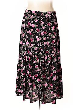 City Chic Casual Skirt Size 18 Plus (M) (Plus)