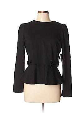 Eva Longoria Long Sleeve Top Size L