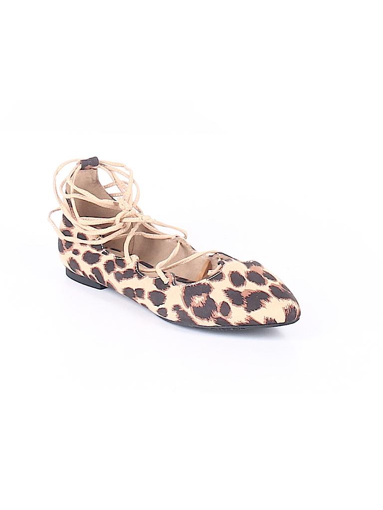 626a5327d9b Old Navy Animal Print Brown Flip Flops Size 8 - 50% off
