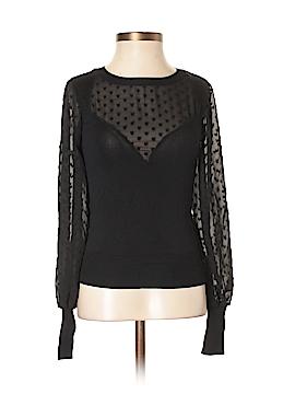 Topshop Long Sleeve Blouse Size 0