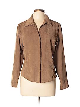 So...GSJC Long Sleeve Button-Down Shirt Size XL