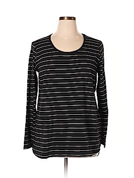 City Chic Long Sleeve T-Shirt Size 12 Plus (XS) (Plus)