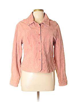 J. Marco Leather Jacket Size L