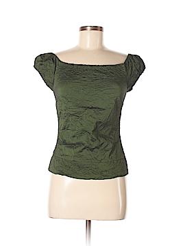 Nicole Miller New York Sleeveless Blouse Size S