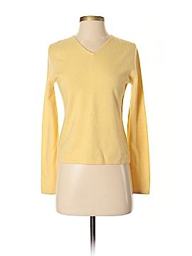 Casual Corner Cashmere Pullover Sweater Size S