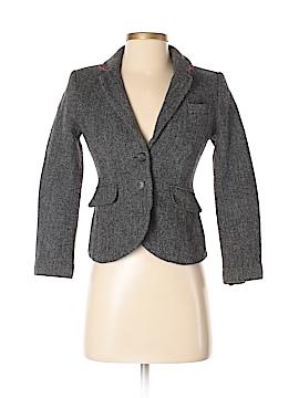 Boden Wool Blazer Size 4 (Petite)