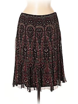 Elie Tahari Silk Skirt Size 6