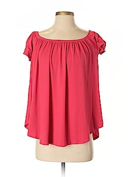 Susana Monaco Short Sleeve Top Size XS