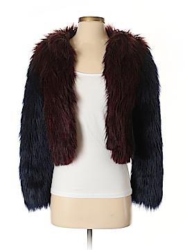 Glamorous Faux Fur Jacket Size XS