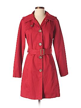 Merona Trenchcoat Size M