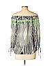 Mushka by Sienna Rose Women 3/4 Sleeve Blouse Size L