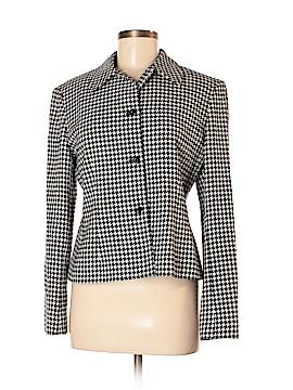 Rena Rowan Wool Blazer Size 8