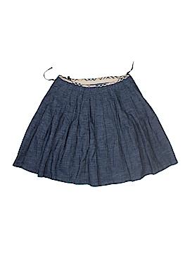 Burberry Denim Skirt Size 12